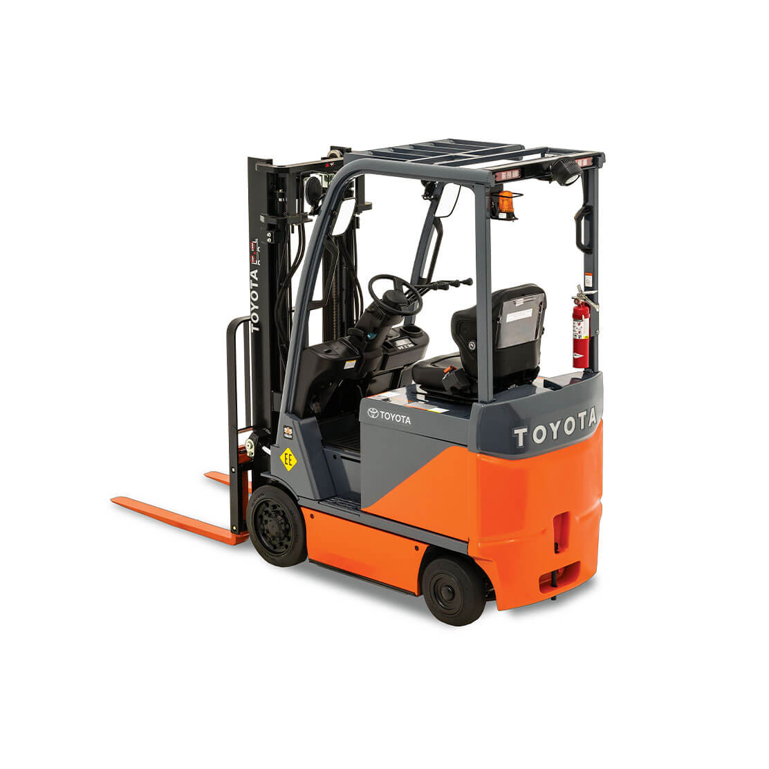 Core Electric Forklift side view 1