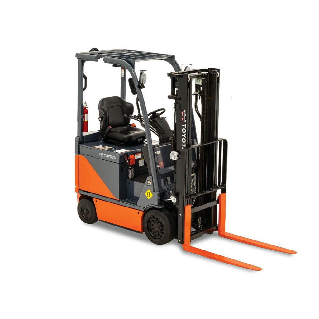 Core Electric Forklift side view 4