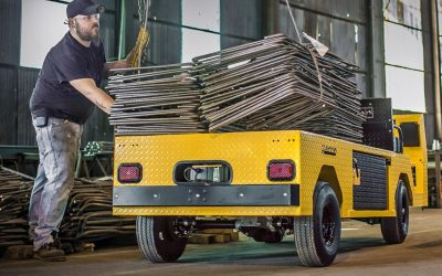Take a Load Off: How Burden Carriers Are a Useful Addition to Your Warehouse