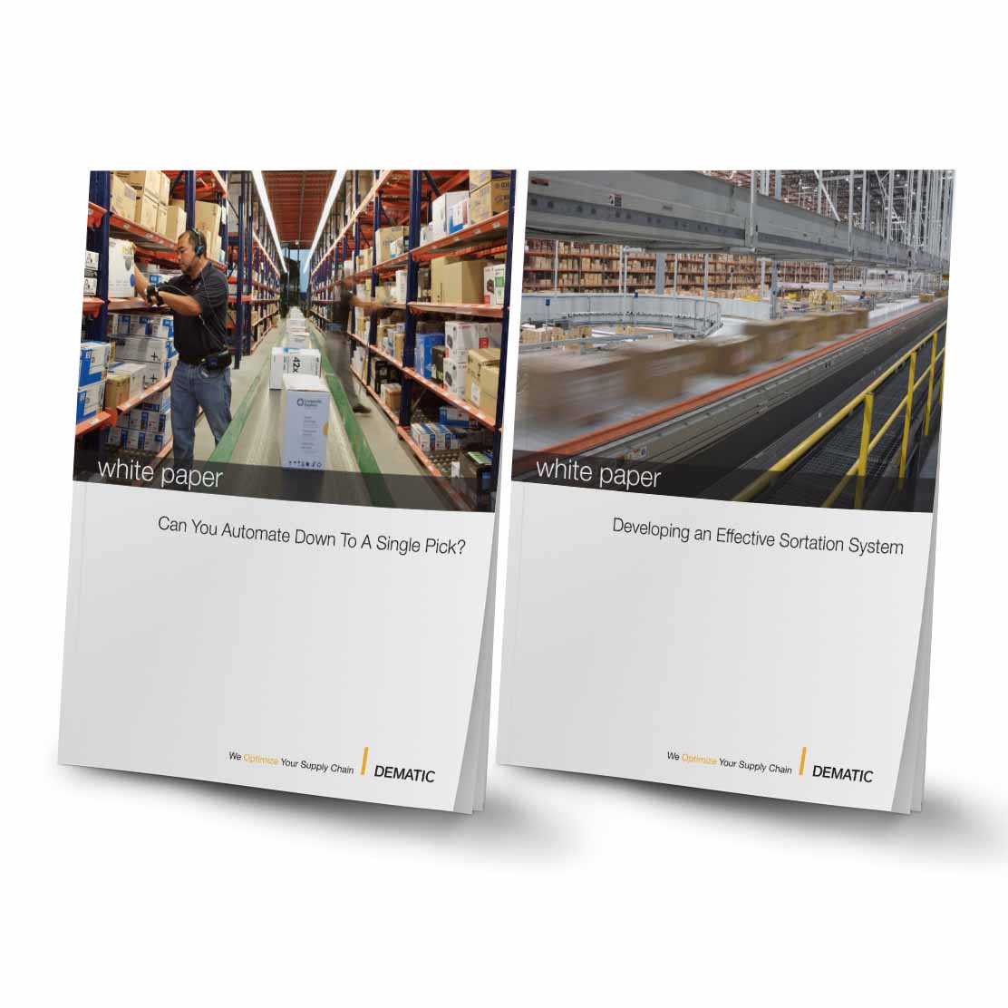 Dematic Whitepapers - About Dematic - Shoppa's Material Handling